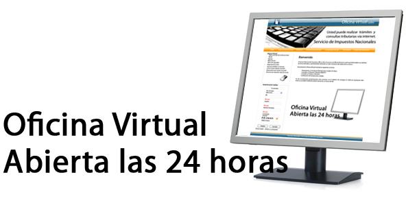 sin oficina virtual
